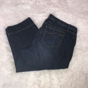 Tommy Hilfiger Hope Cropped Jeans Size 22